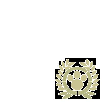 「笹ににゃんこ紋」ツイッターアイコン素材